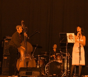 Mary`s Swing Band (Swing jazz, Ourense)